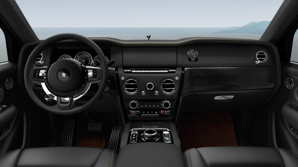 New 2021 Rolls-Royce Cullinan Black Badge for sale Call for price at Aston Martin of Greenwich in Greenwich CT 06830 9