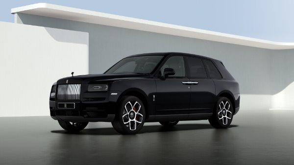 New 2021 Rolls-Royce Cullinan Black Badge for sale Call for price at Aston Martin of Greenwich in Greenwich CT 06830 1