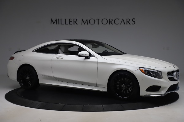 Used 2015 Mercedes-Benz S-Class S 550 4MATIC for sale Sold at Aston Martin of Greenwich in Greenwich CT 06830 10