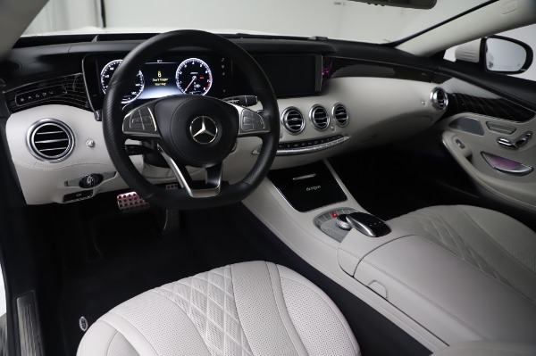 Used 2015 Mercedes-Benz S-Class S 550 4MATIC for sale Sold at Aston Martin of Greenwich in Greenwich CT 06830 13