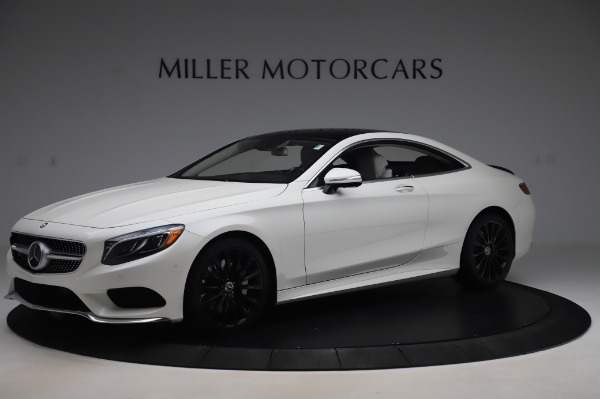 Used 2015 Mercedes-Benz S-Class S 550 4MATIC for sale Sold at Aston Martin of Greenwich in Greenwich CT 06830 2