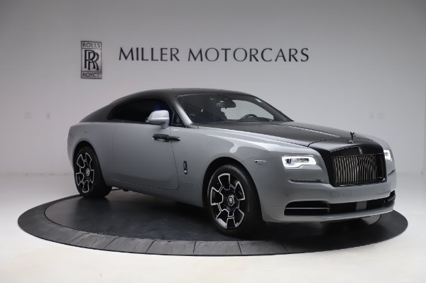 Used 2017 Rolls-Royce Wraith Black Badge for sale $269,900 at Aston Martin of Greenwich in Greenwich CT 06830 10