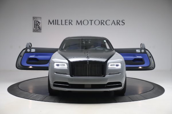 Used 2017 Rolls-Royce Wraith Black Badge for sale $269,900 at Aston Martin of Greenwich in Greenwich CT 06830 11