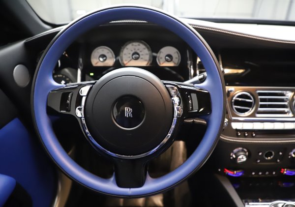 Used 2017 Rolls-Royce Wraith Black Badge for sale $269,900 at Aston Martin of Greenwich in Greenwich CT 06830 16