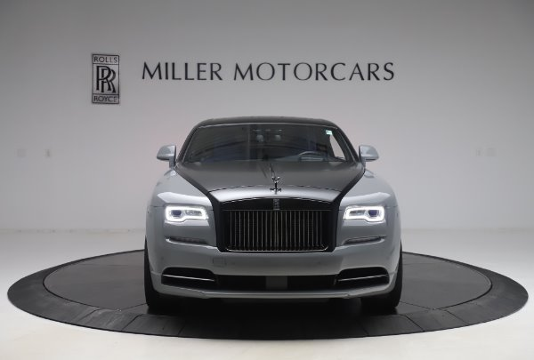 Used 2017 Rolls-Royce Wraith Black Badge for sale $269,900 at Aston Martin of Greenwich in Greenwich CT 06830 2