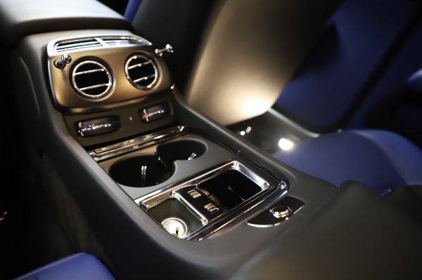 Used 2017 Rolls-Royce Wraith Black Badge for sale $269,900 at Aston Martin of Greenwich in Greenwich CT 06830 26
