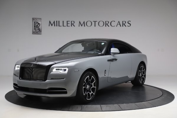 Used 2017 Rolls-Royce Wraith Black Badge for sale $269,900 at Aston Martin of Greenwich in Greenwich CT 06830 3