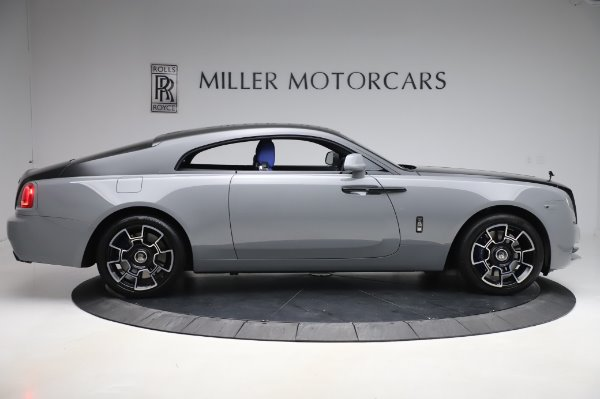Used 2017 Rolls-Royce Wraith Black Badge for sale $269,900 at Aston Martin of Greenwich in Greenwich CT 06830 8
