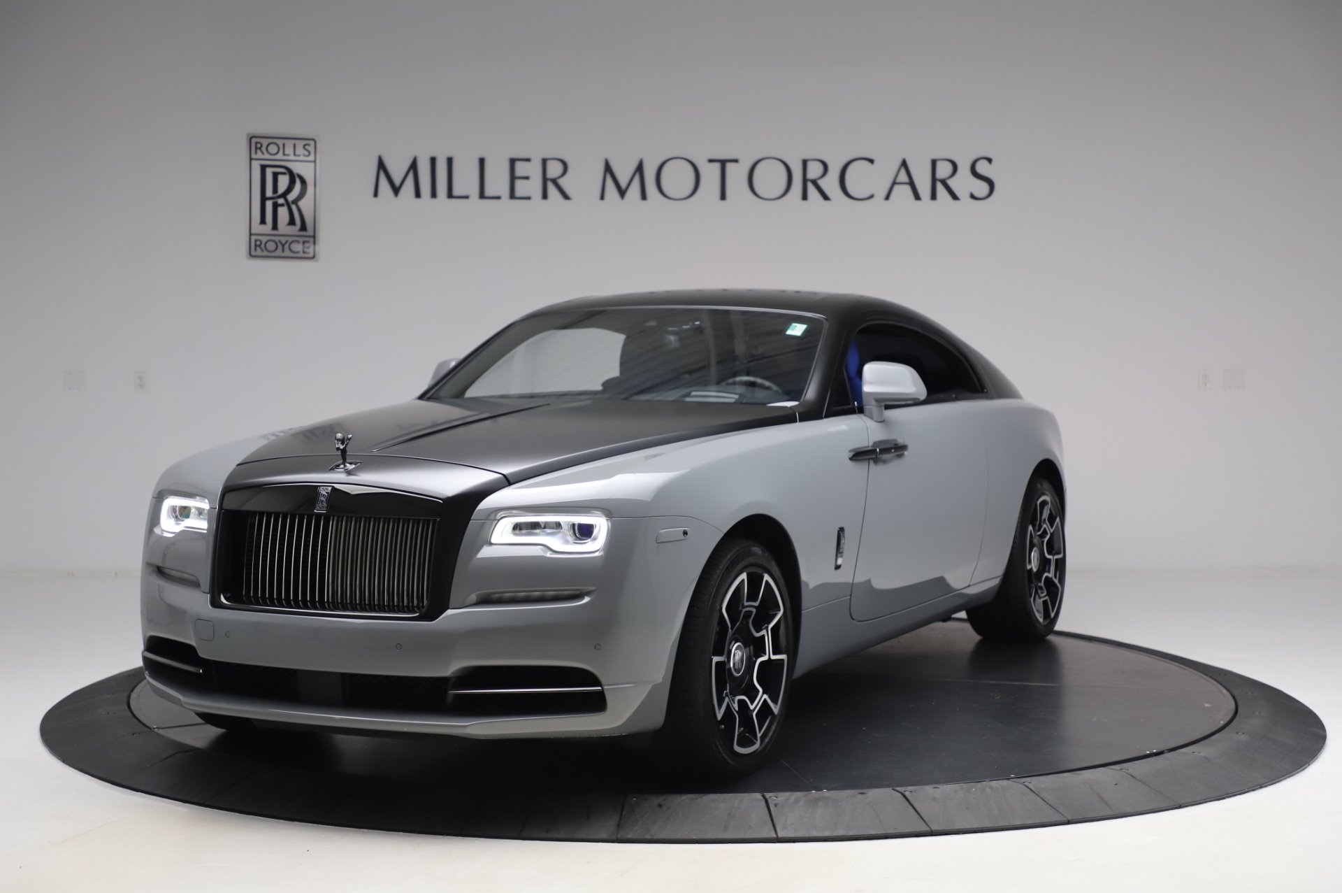 Used 2017 Rolls-Royce Wraith Black Badge for sale $269,900 at Aston Martin of Greenwich in Greenwich CT 06830 1