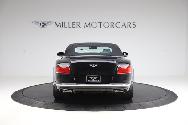 Used 2016 Bentley Continental GTC W12 for sale Sold at Aston Martin of Greenwich in Greenwich CT 06830 16