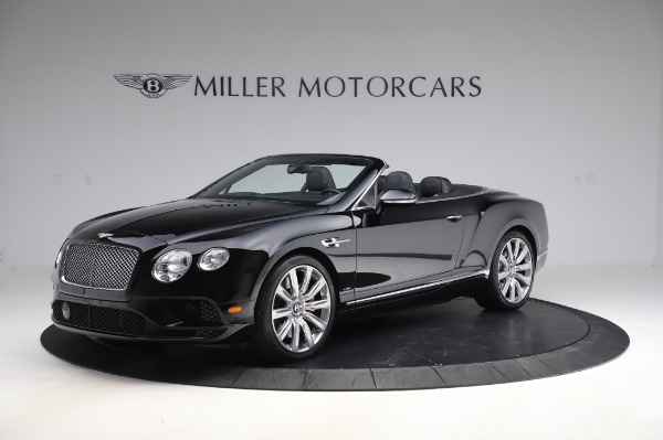 Used 2016 Bentley Continental GTC W12 for sale Sold at Aston Martin of Greenwich in Greenwich CT 06830 2