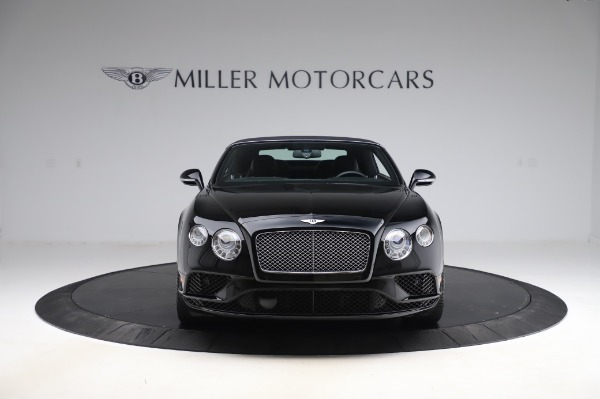 Used 2016 Bentley Continental GTC W12 for sale Sold at Aston Martin of Greenwich in Greenwich CT 06830 20