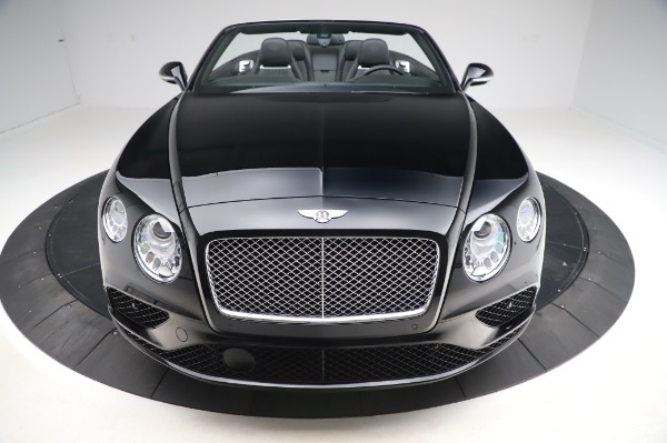 Used 2016 Bentley Continental GTC W12 for sale Sold at Aston Martin of Greenwich in Greenwich CT 06830 21