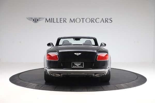 Used 2016 Bentley Continental GTC W12 for sale Sold at Aston Martin of Greenwich in Greenwich CT 06830 6