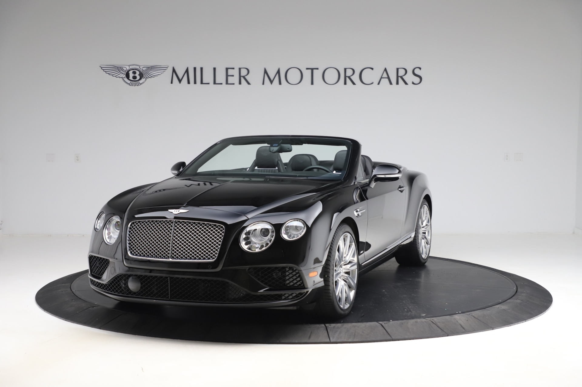 Used 2016 Bentley Continental GTC W12 for sale Sold at Aston Martin of Greenwich in Greenwich CT 06830 1