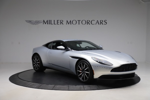 Used 2018 Aston Martin DB11 V8 Coupe for sale Sold at Aston Martin of Greenwich in Greenwich CT 06830 10