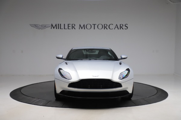 Used 2018 Aston Martin DB11 V8 Coupe for sale Sold at Aston Martin of Greenwich in Greenwich CT 06830 11