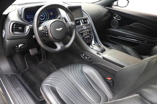 Used 2018 Aston Martin DB11 V8 Coupe for sale Sold at Aston Martin of Greenwich in Greenwich CT 06830 13