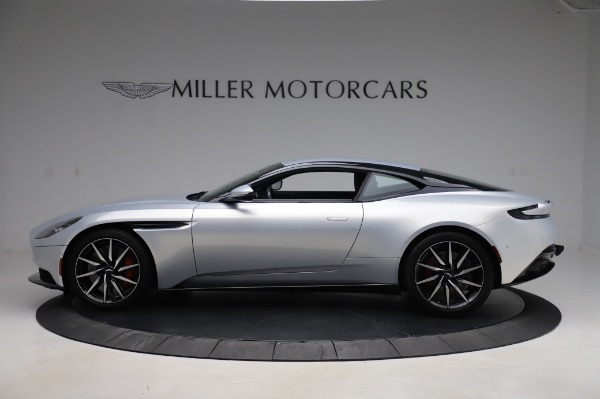 Used 2018 Aston Martin DB11 V8 Coupe for sale Sold at Aston Martin of Greenwich in Greenwich CT 06830 2