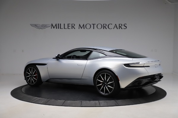 Used 2018 Aston Martin DB11 V8 Coupe for sale Sold at Aston Martin of Greenwich in Greenwich CT 06830 3