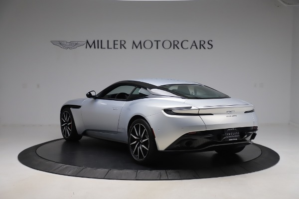 Used 2018 Aston Martin DB11 V8 Coupe for sale Sold at Aston Martin of Greenwich in Greenwich CT 06830 4