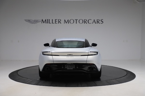 Used 2018 Aston Martin DB11 V8 Coupe for sale Sold at Aston Martin of Greenwich in Greenwich CT 06830 5