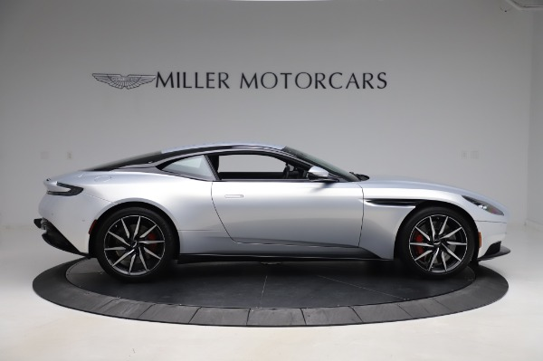 Used 2018 Aston Martin DB11 V8 Coupe for sale Sold at Aston Martin of Greenwich in Greenwich CT 06830 8