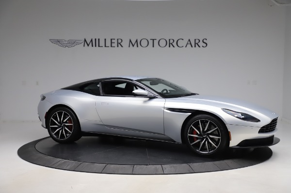 Used 2018 Aston Martin DB11 V8 Coupe for sale Sold at Aston Martin of Greenwich in Greenwich CT 06830 9