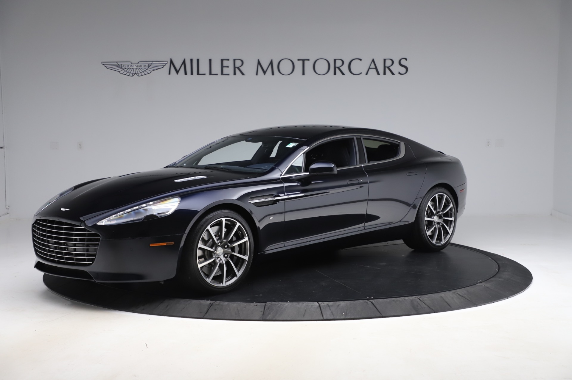 Used 2017 Aston Martin Rapide S Shadow Edition for sale $129,900 at Aston Martin of Greenwich in Greenwich CT 06830 1