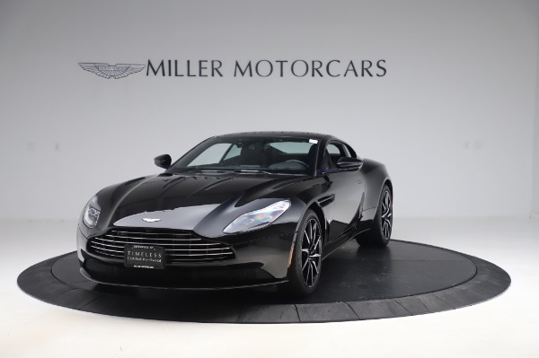 Used 2017 Aston Martin DB11 V12 Coupe for sale $149,900 at Aston Martin of Greenwich in Greenwich CT 06830 12