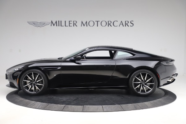 Used 2017 Aston Martin DB11 V12 Coupe for sale $149,900 at Aston Martin of Greenwich in Greenwich CT 06830 2