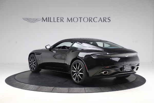 Used 2017 Aston Martin DB11 V12 Coupe for sale $149,900 at Aston Martin of Greenwich in Greenwich CT 06830 4
