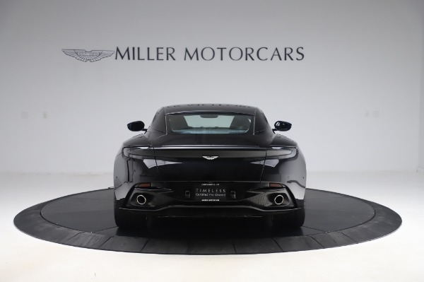 Used 2017 Aston Martin DB11 V12 Coupe for sale $149,900 at Aston Martin of Greenwich in Greenwich CT 06830 5