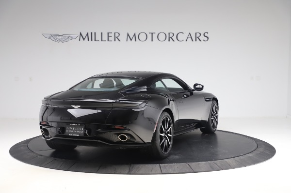 Used 2017 Aston Martin DB11 V12 Coupe for sale $149,900 at Aston Martin of Greenwich in Greenwich CT 06830 6