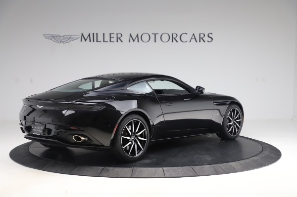 Used 2017 Aston Martin DB11 V12 Coupe for sale $149,900 at Aston Martin of Greenwich in Greenwich CT 06830 7