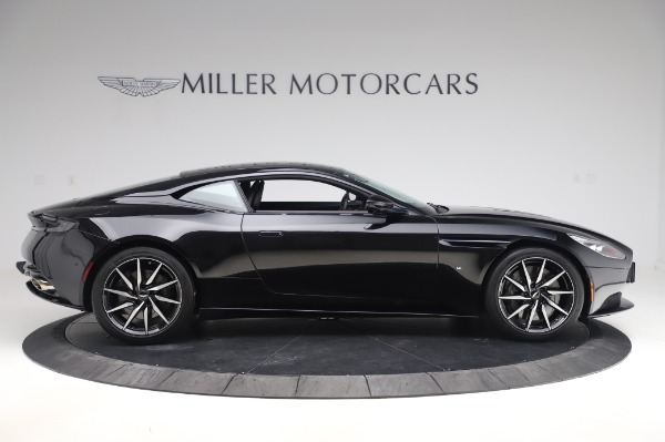 Used 2017 Aston Martin DB11 V12 Coupe for sale $149,900 at Aston Martin of Greenwich in Greenwich CT 06830 8