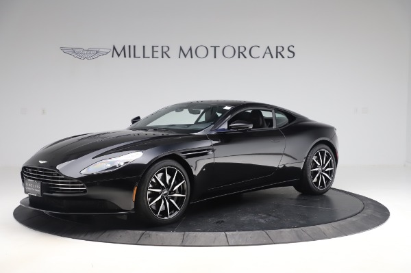 Used 2017 Aston Martin DB11 V12 Coupe for sale $149,900 at Aston Martin of Greenwich in Greenwich CT 06830 1
