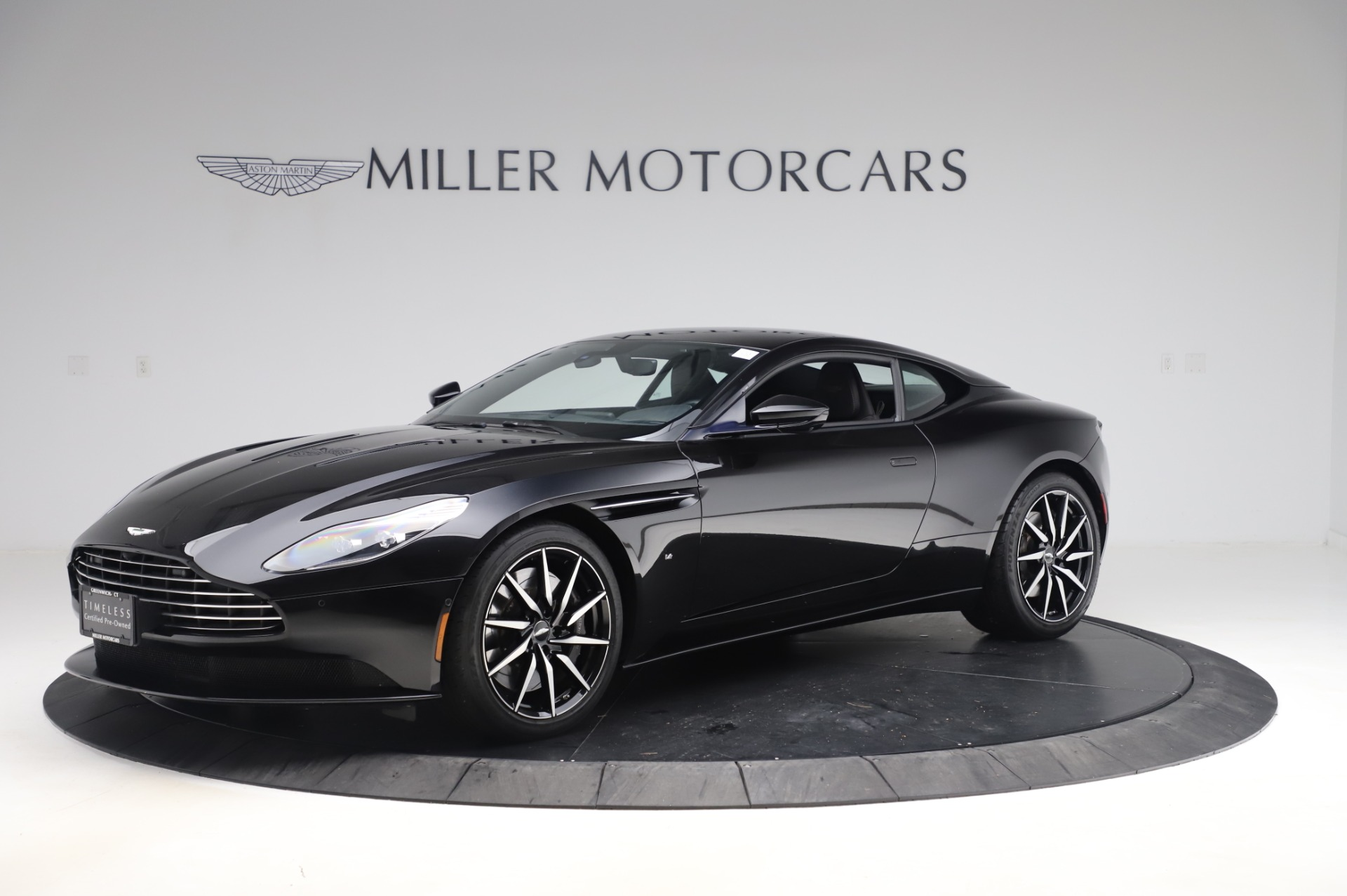 Used 2017 Aston Martin DB11 V12 Coupe for sale $145,900 at Aston Martin of Greenwich in Greenwich CT 06830 1