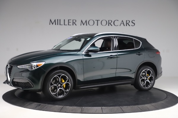 Used 2019 Alfa Romeo Stelvio Ti Lusso for sale Sold at Aston Martin of Greenwich in Greenwich CT 06830 2