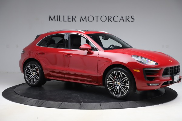 Used 2017 Porsche Macan GTS for sale $57,900 at Aston Martin of Greenwich in Greenwich CT 06830 10