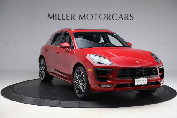 Used 2017 Porsche Macan GTS for sale $57,900 at Aston Martin of Greenwich in Greenwich CT 06830 11
