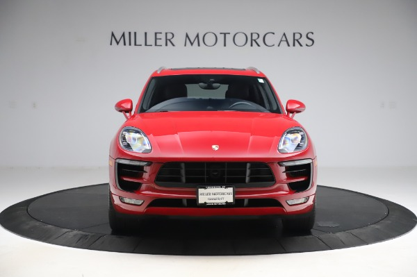 Used 2017 Porsche Macan GTS for sale $57,900 at Aston Martin of Greenwich in Greenwich CT 06830 12