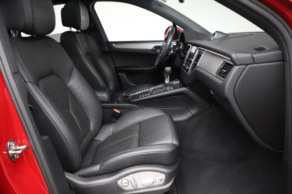 Used 2017 Porsche Macan GTS for sale $57,900 at Aston Martin of Greenwich in Greenwich CT 06830 19