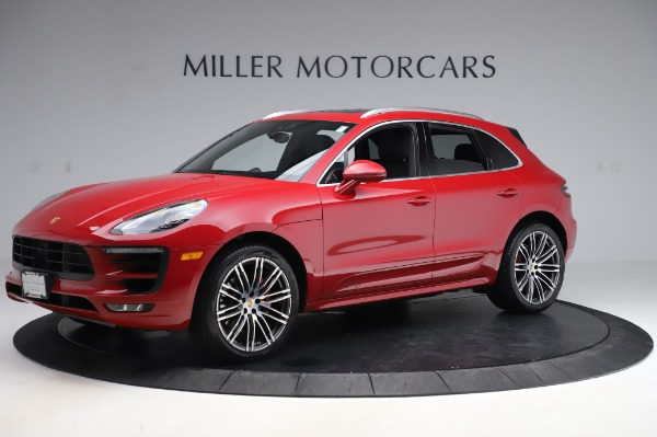 Used 2017 Porsche Macan GTS for sale $57,900 at Aston Martin of Greenwich in Greenwich CT 06830 2