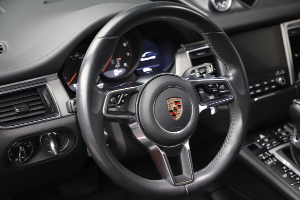 Used 2017 Porsche Macan GTS for sale $57,900 at Aston Martin of Greenwich in Greenwich CT 06830 22