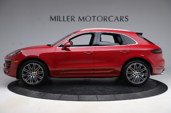 Used 2017 Porsche Macan GTS for sale $57,900 at Aston Martin of Greenwich in Greenwich CT 06830 3