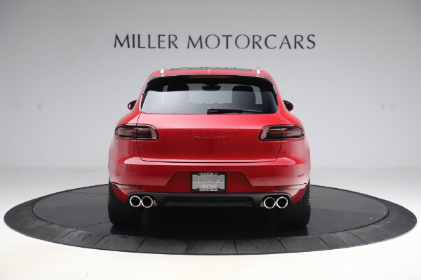 Used 2017 Porsche Macan GTS for sale $57,900 at Aston Martin of Greenwich in Greenwich CT 06830 6