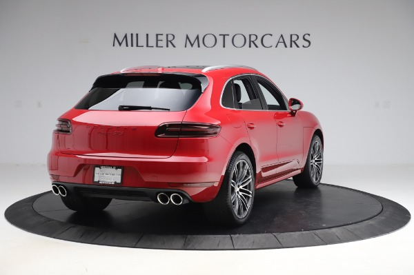 Used 2017 Porsche Macan GTS for sale $57,900 at Aston Martin of Greenwich in Greenwich CT 06830 7