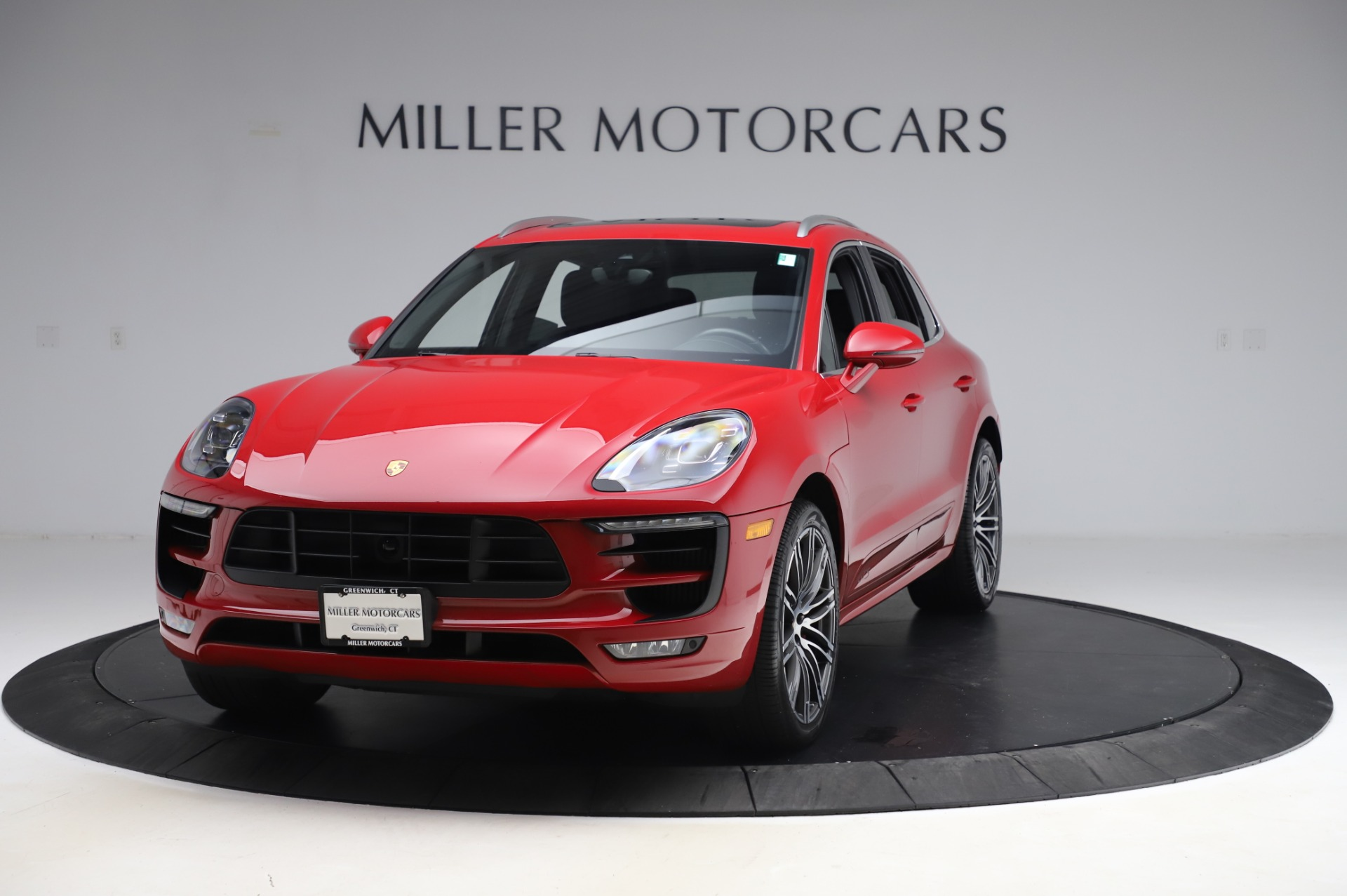 Used 2017 Porsche Macan GTS for sale $57,900 at Aston Martin of Greenwich in Greenwich CT 06830 1