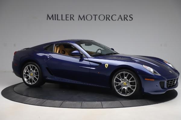 Used 2009 Ferrari 599 GTB Fiorano for sale $165,900 at Aston Martin of Greenwich in Greenwich CT 06830 10